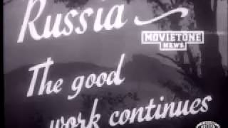 """Russia - The good work continues"" - Moscow & Caucasus Fronts (1943)"