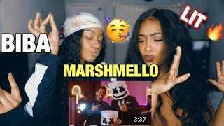 Marshmello X Pritam Biba Feat Shirley Setia Official Music Audio Reaction