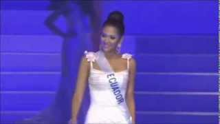 Nathaly Arroba Top 15 Miss International 2013