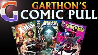 COMIC BOOK REVIEWS: Miles Morales: Spider-Man #3, Avengers: No Road Home #2 and Uncanny X-Men #12