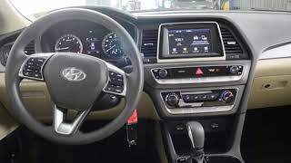 New 2018 Hyundai Sonata Chesapeake VA Norfolk, VA #19180408