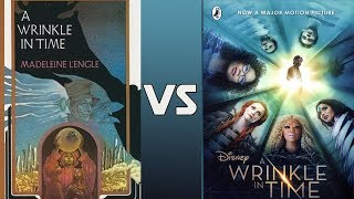 A WRINKLE IN TIME Book vs Movie