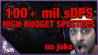 150+ mil sDPS Spectre Build Guide HIGH BUDGET | Path of Exile