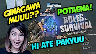 RULES OF (GAGO LOOTING) SURVIVAL - Funny and WTF Moments