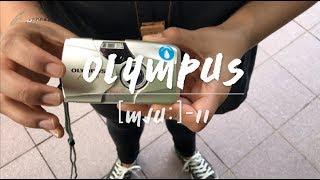 Episode 7 - OLYMPUS mju II (Stylus Epic)  + Portra + Melbourne Trip Part 1