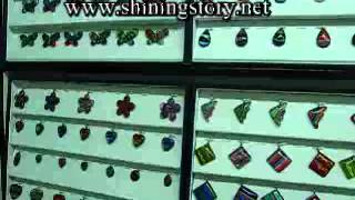 Largest beads and Jewelry finding wholesale market in China- Liwan plaza.