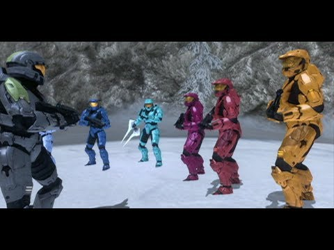 Red vs. Blue Revelation Episode 20