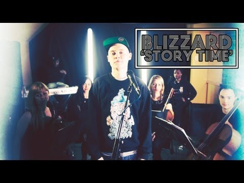 "Blizzard - ""Story Time"" 