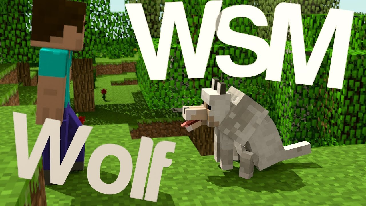 How To Make A Wolf A Dog In Minecraft
