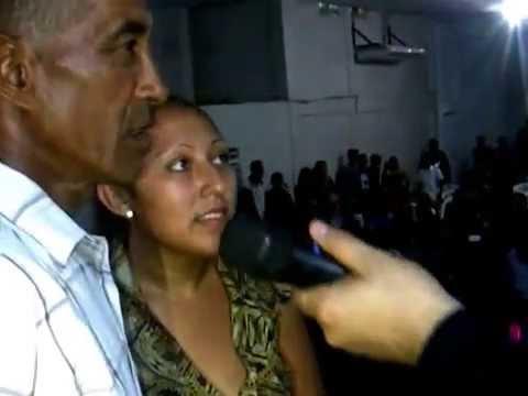 Avivamiento en Venezuela Milagros impresionantes Jesus sana a muchos cancerosos con luhyi Garcia