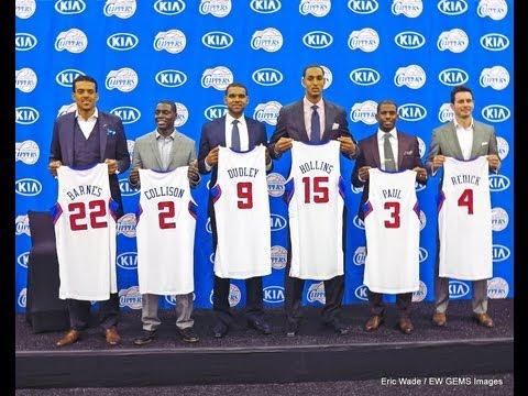 The NH Report: Chris Paul, Matt Barnes, Darren Collison sign w/ LA Clippers