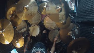 A PRETEXT TO HUMAN SUFFERING-CHAIN OF COMMAND//OPPRESSION [OFFICIAL DRUM PLAYTHROUGH] (2020) SW EXCL