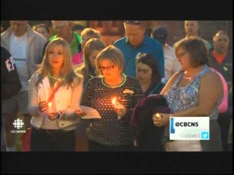 CBC News Halifax 6 pm Nov 24 2014 _ Update on Catie Miller
