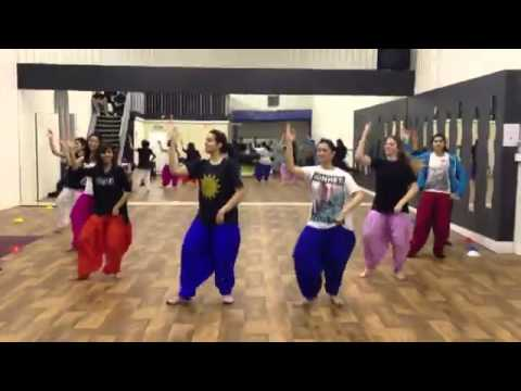 Bhangra Wars 2013: Audition Video - Ankhile Girls video