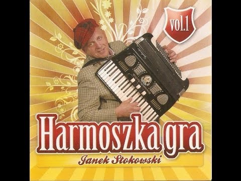 Harmoszka Gra Vol. 1 - Janek Stokowski - Promomix
