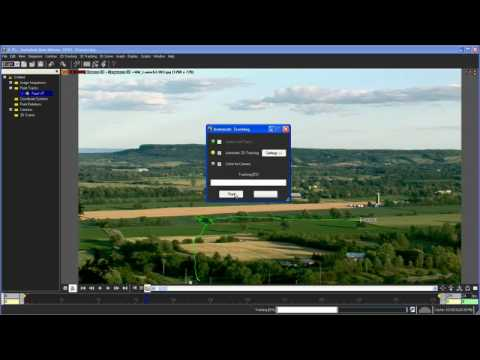 Maya 2010 and 3ds Max 2010 New Feature. Matchmover