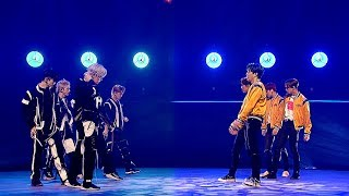 Download lagu NCT 127 엔시티 127 '영웅 (英雄; Kick It)' @NCT 127 THE STAGE (SQUAD & FIGHTER Ver.)