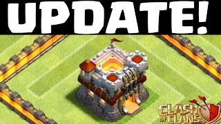 RATHAUS 11 UPDATE!! || CLASH OF CLANS || Let