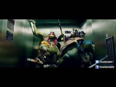 TEENAGE MUTANT NINJA TURTLES Trailer Song #3 Shell Shocked-Juicy J. & Wiz Khalifa