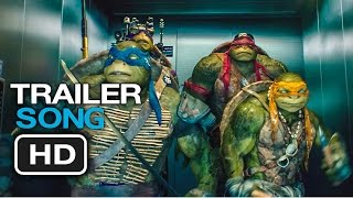 TEENAGE MUTANT NINJA TURTLES Trailer Song #3 Shell Shocked-Juicy J. & Wiz Khalifa