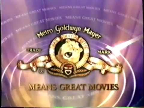 MGM Means Great Movies (2000) Promo (VHS Capture)