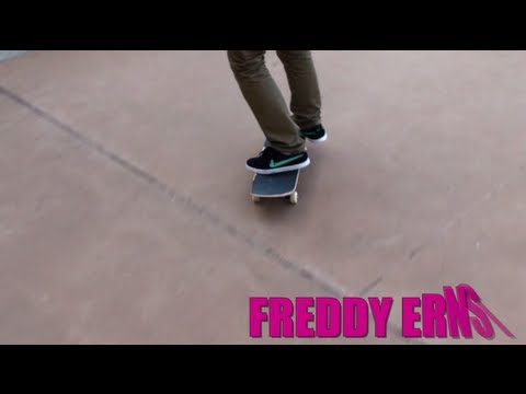 Freddy Ernst - 10 Tricks For A Taco