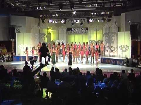 Segmedina i Marina u završnici @ Miss BiH 2007