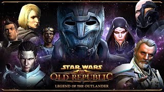 STAR WARS: The Old Republic – The Movie – Episode III: Legend of the Outlander (Sith Inquisitor)