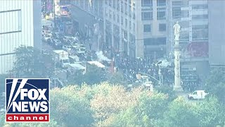 Time Warner Center, CNN NY evacuated due to suspicious package