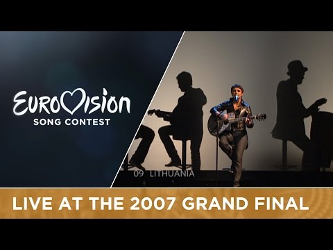 4Fun - Love Or Leave (Lithuania) Live 2007 Eurovision Song Contest