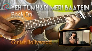 "download lagu #learn2play ★★★ ""yeh Tumhari Meri Baatein"" Rock On Chords gratis"