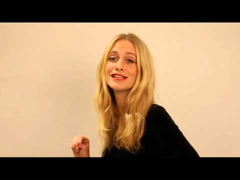 Poppy Delevingne Samantha Jones audition for The Carrie Diaries 5