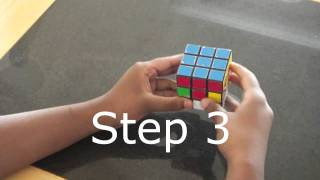 Step by Step Guide on How to Solve the Rubik