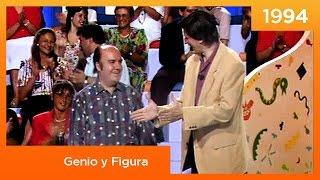 Chiquito de la Calzada en 'Genio y Figura' de Antena 3