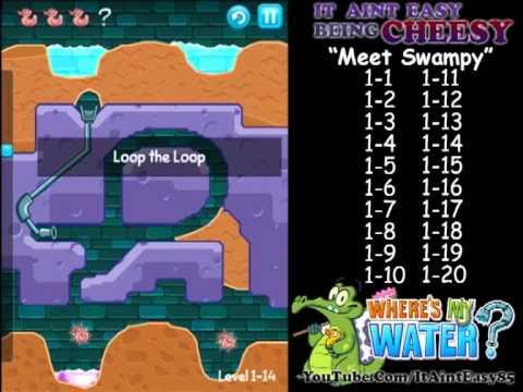 level 8 meet swampy find