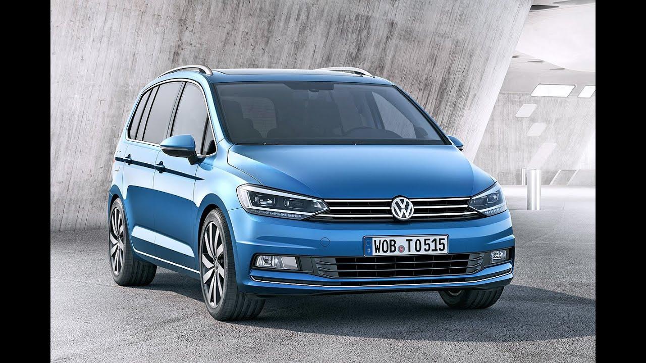 Noleggio Volkswagen Touran