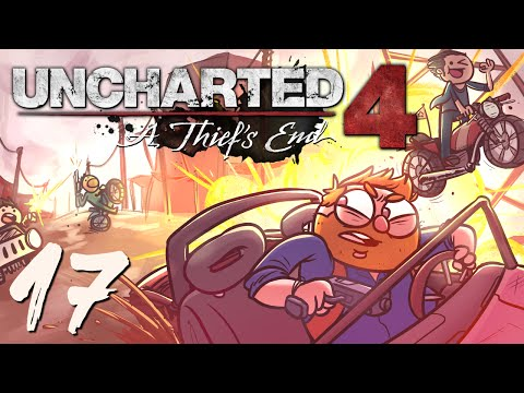 Pod People | Uncharted 4: A Thief's End Part 17