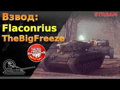 Взвод: TheBigFreeze и Flaconarius