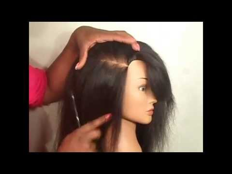 3 Way Part Sew In Tutorial