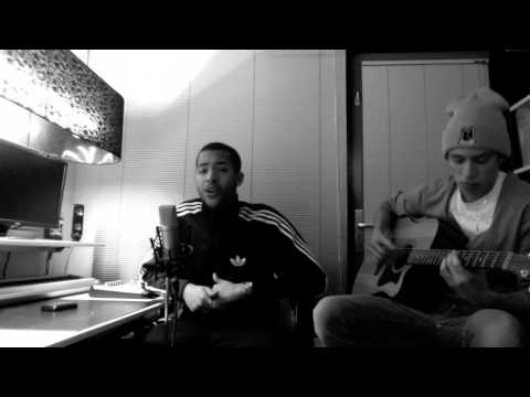 Denyl Banks&Alan Mascott - Just Friends (acoustic cover)