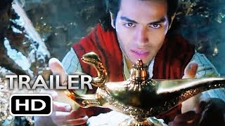ALADDIN Official Teaser Trailer (2019) Will Smith Disney Live-Action Movie HD