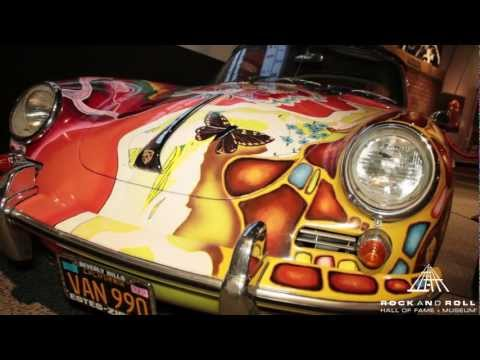 Gallery Talk: Janis Joplin's 1965 Porsche 356C Cabriolet