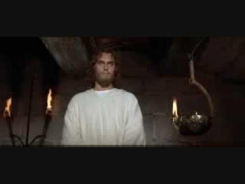 King of Kings (1961) - Jail Scene ((Lucius, Jesus, & John))