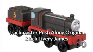 Thomas & Friends ~ NEW Merchandise For Trackmaster PUSH ALONG and THOMAS WOOD Finally Revealed!