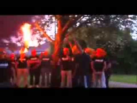 Khalistani Youth Burning indian Flag