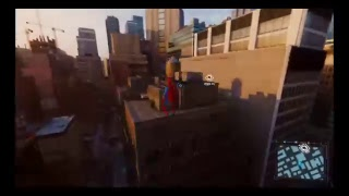 Spiderman PS4 Gameplay!!!
