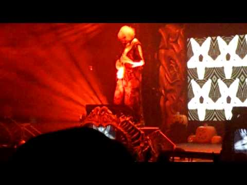 JOHN 5 of Rob Zombie - Guitar Solo - Bloomingtom, IL - 10/8/10