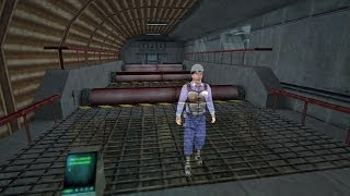 Half-Life: Blue Shift - Hazard Course