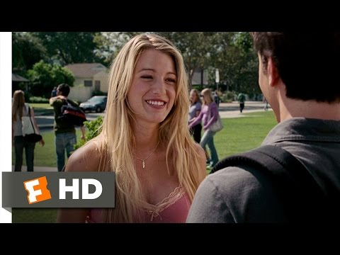 Accepted (1/10) Movie CLIP - An Invitation from Monica (2006) HD