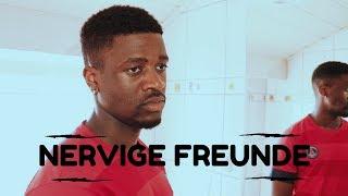 NERVIGE FREUNDE mit YOUNES JONES | Ah Nice